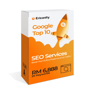 SEO Packages Malaysia | SEO Malaysia Price from RM6,888