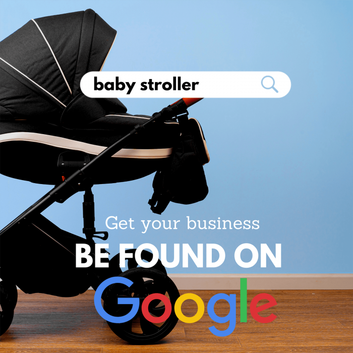 Get your business be found on Google - Ericanfly